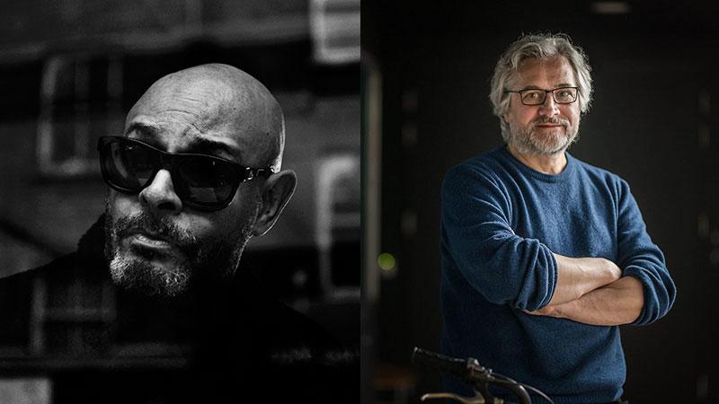 Barry Adamson and Michael Dudok de Wit